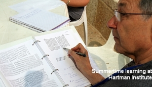 Summer Learning at Hartman Institute