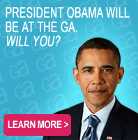 President Obama to appear at Jewish Communities General Assembly, Washington, DC, Nov. 9, 2009